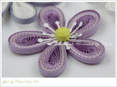 Claire's Crimping Tool & Quilling Flowers