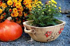 Keramika u Lavender Planter Pots, Lavender