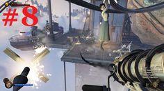 BioShock Infinite #8 Intoarcerea în curtea sălii eroilor