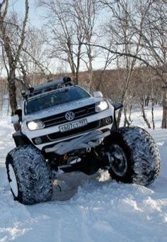 VW Amarok Sochi Special Edition