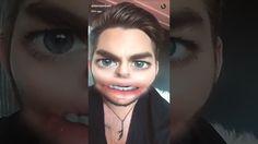 Adam Lambert snapchat - 6 snaps 2017—03—07