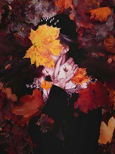 Autumn photography portrait ❤