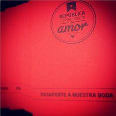 Pasaporte del amor