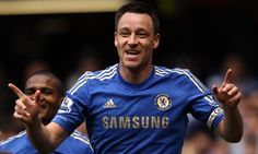 John Terry scores on the final day of the season - Chelsea FC 2-1 Blackburn Rovers