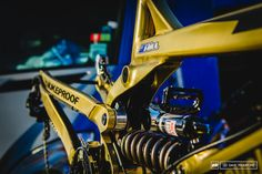 Sam Hill's ride for Hafjell.