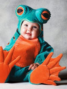 Frog Costume by Tom Arma at Gilt