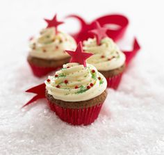 Christmas Cupcake Ideas   christmas visit http www bakingmad com ideas christmas gift hampers