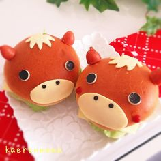 Horse Burger♡ for the Year of the Horse this year!