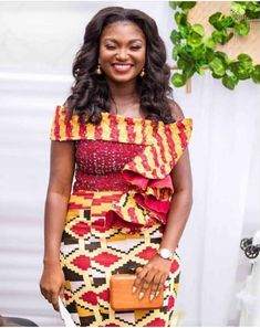 40 Gorgeous Wedding Dress Styles For Your African Traditional Wedding - The Glossychic Lace Dress Styles, African Lace Dresses, Latest African Fashion Dresses, Wedding Dress Styles, Women's Fashion Dresses, African Clothes, Couples African Outfits, African Traditional Wedding Dress, Gorgeous Wedding Dress