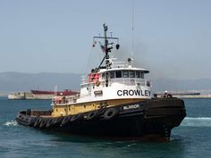 Crowley Marine Services of Seattle, Washington.  Built in 1975