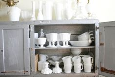 Milk-Glass-Vintage-Cabinet