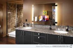 Benning bathroom countertop ideas http://www.jambic.com/luxury-bathroom-countertop-ideas/