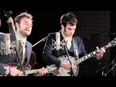 "http://wfuv.org. Punch Brothers perform ""Patchwork Girlfriend"" live in Studio A. Recorded 2/21/12.    Host: Claudia Marshall  Engineer: Joe Grimaldi  Cameras: Claire Donovan, Erica Talbott, and Patrick Moore  Editor: Erica Talbott"