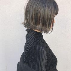 Haircut Styles For Women, Short Hair Styles, Hear Style, Ash Hair, Hair Arrange, Hair Setting, Hair Reference, Piercing, Bob Hairstyles