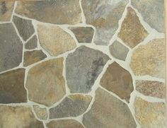 Golden Quartz Crazy Paving on SALE. Perfect for outdoor pavers, driveways, pathway paving and pool paving. Pool Paving, Flagstone Pavers, Outdoor Pavers, Flagstone Flooring, Paving Stones, Backyard Patio, Slate Paving, Outdoor Flooring, Pergola Designs