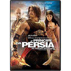 DVD - Príncipe da Pérsia - As Areias do Tempo