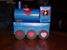 trains for my boy