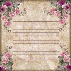 Lugar Encantado da Neli : FLOWER CARD