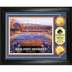 Boise State Broncos Bronco Stadium Photomint - $99.99