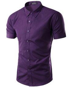 0698cbd5aa90 Men Short Sleeved Shirt