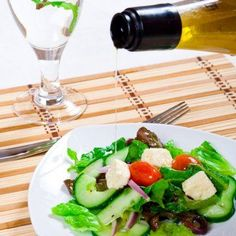Make your own healthy salad dressing with these easy recipes. You'll love these nutritious and delicious salad dressing recipes that are way tastier than store bought dressings. Eat more salad with these yummy recipes.