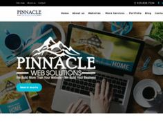 New listing in Website Design added to CMac.ws. Pinnacle Web Solutions in Raleigh, NC - http://website-design-companies.cmac.ws/pinnacle-web-solutions/8191/