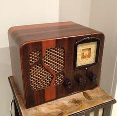 Aegis valve radio - Australia circa 1950