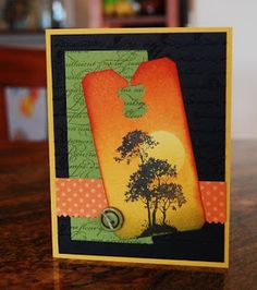 Beautiful card by Beth Anderson, she's an amazing artist!