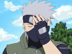 Kakashi Hatake, Naruto Shippuden Sasuke, Anime Naruto, Naruto Tumblr, Naruto Art, Naruto Funny, Gaara, Itachi, Manga Anime