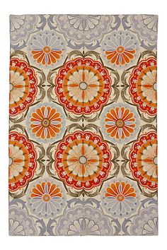Festival Rug #anthropologie #anthrofave