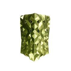 #geometry #golden #gold #oro #pla #vase #mold #3dprinting  #digitalfabrication #randomstudiomx #rsmx #maker Digital Fabrication, Geometry, 3d Printing, Vase, Gold, Impression 3d, Jars, Vases, Flowers Vase