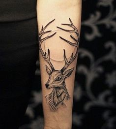 Forearm Tattoos for Men - 19