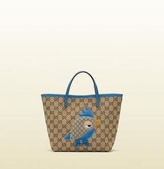 bc3d38751d8 Gucci Zoo Tote - ShopStyle Bags