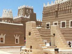 Amarah Palace, Najran, Aba Al Saud Historical Area, Saudi Arabia - www.castlesandmanorhouses.com