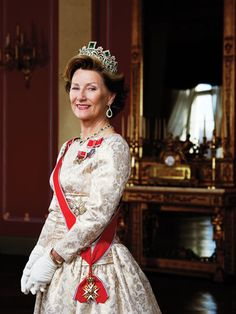 H.M. Dronning Sonja av Norge (1991 - ).