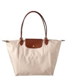 LONGCHAMP LONGCHAMP LE PLIAGE LARGE NYLON TOTE, PINK. #longchamp #bags #hand bags #nylon #tote #