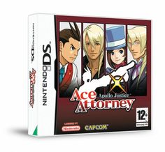 From 19.99 Ace Attorney: Apollo Justice (nintendo Ds)