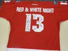 Red & White Night 2013 (back)