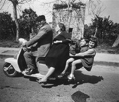 Sicily region, Palermo, 1966. [Credit : Bruno Barbey]