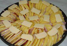 Körbe-körbe, sült krumpli