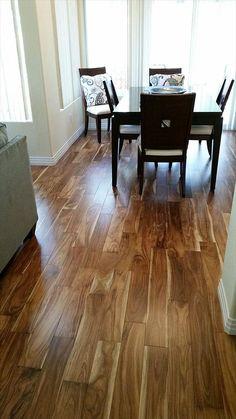 BuildDirect – Engineered Hardwood - Acacia Collection – Acacia Smooth Natural