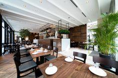 Japoli restaurant by Emocon Design, New Taipei – Taiwan