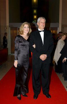 Caroline & Ed Schlossberg