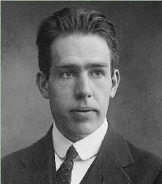 Theoretical Physicist Niels Bohr     Uncredited and Undated Photograph