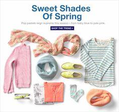 """Shades of Spring"""
