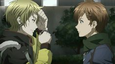 Mahiro x Yoshino | Fandom: Zetsuen no Tempest: The Civilization Blaster |