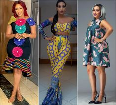 African Celebrity Styles-Juliet Ibrahim In Ankara-Afrocosmopolitan-nigerian-fashion-featured Nigerian Fashion, Ankara Fashion, African Print Fashion, Fashion Prints, Fashion Styles, Bella Wedding Dress, African Actresses, White Strappy Sandals, Agbada Styles