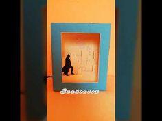 Batman shadowbox - YouTube Shadow Box, Batman, Make It Yourself, Frame, Youtube, Handmade, Picture Frame, Hand Made, Frames
