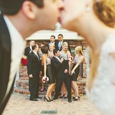 An Old Hollywood glam wedding at the Ballroom at Church Street by Concept Photography.