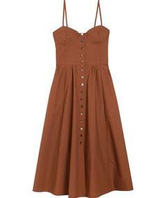 Cinnamon Carnelia Dress